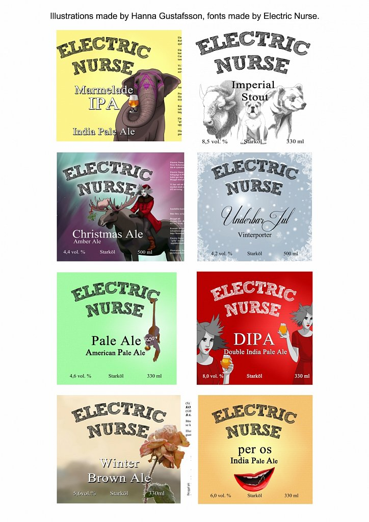 Electric Nurse Collection