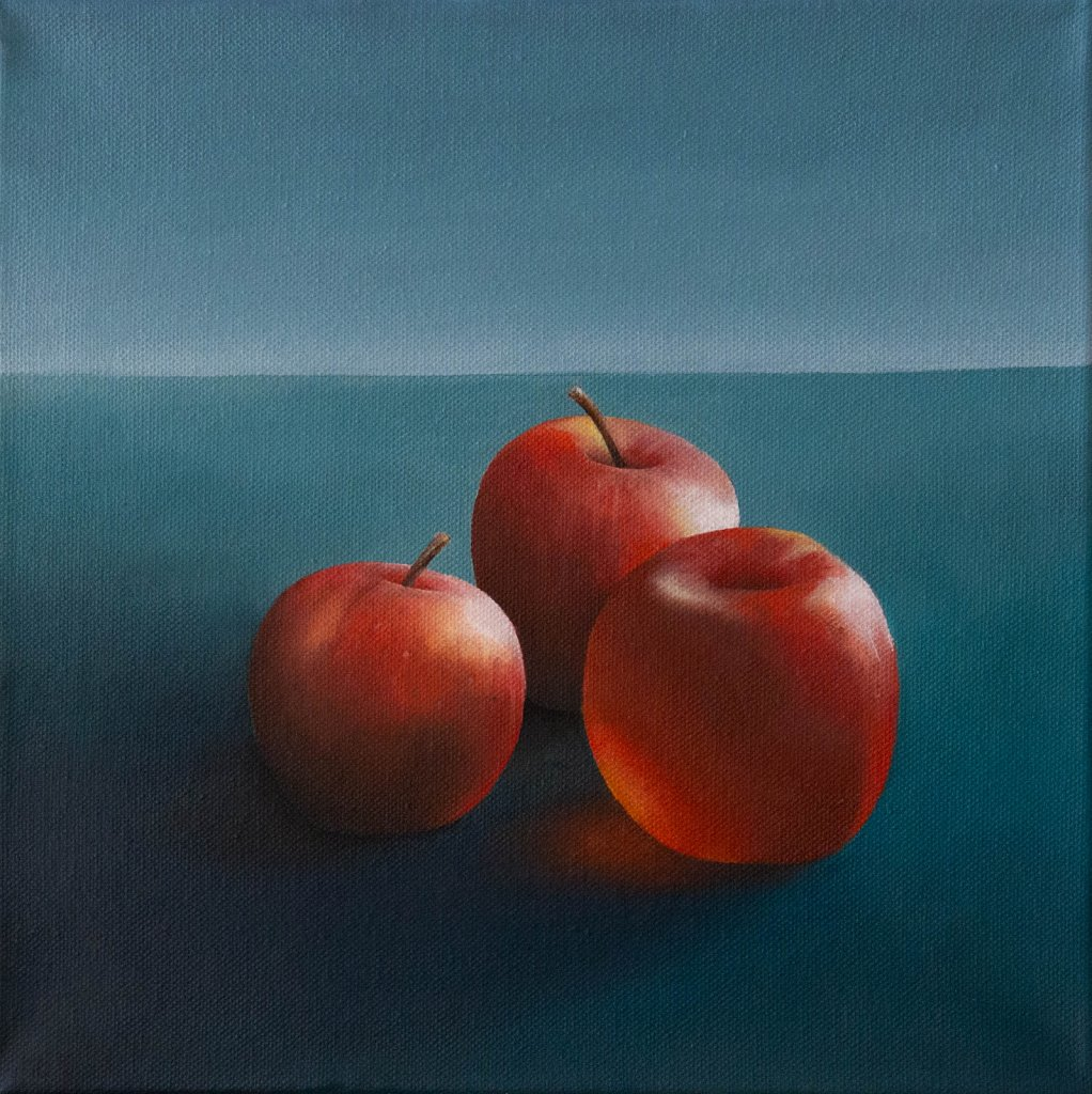 Red Apples, 2017.